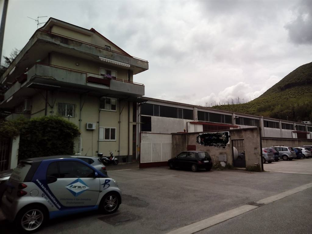 Capannone in vendita a Nocera Superiore, 9999 locali, Trattative riservate | CambioCasa.it