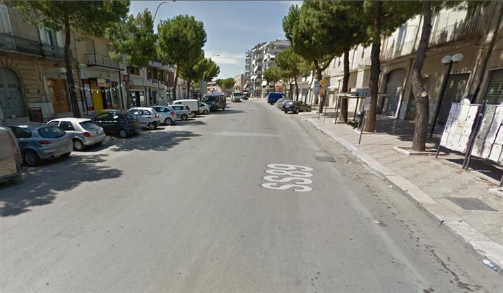 Appartamento in vendita a San Severo, 3 locali, prezzo € 70.000 | CambioCasa.it