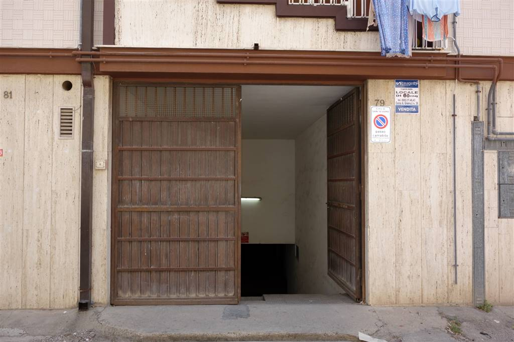 Box / Garage in vendita a San Severo, 1 locali, prezzo € 45.000 | CambioCasa.it