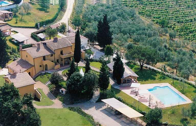 Villa in vendita a Lastra a Signa, 50 locali, zona Zona: Carcheri, Trattative riservate   Cambio Casa.it