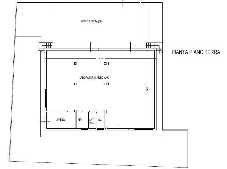 Capannone in affitto a Campi Bisenzio, 1 locali, prezzo € 1.500 | Cambio Casa.it