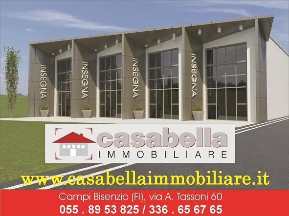Capannone in vendita a Campi Bisenzio, 1 locali, prezzo € 400.000 | Cambio Casa.it