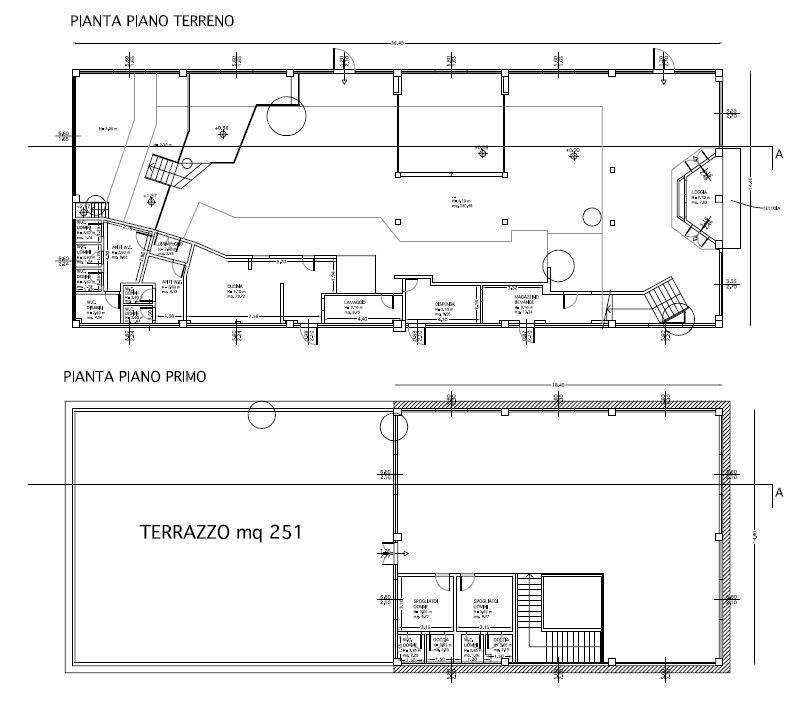 Negozio / Locale in affitto a Calenzano, 2 locali, Trattative riservate | CambioCasa.it