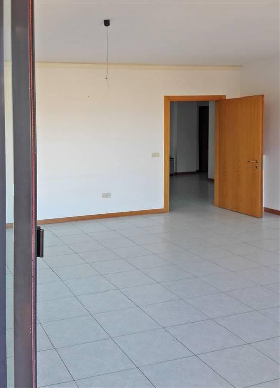 ampio e luminoso ufficio con terrazzo
