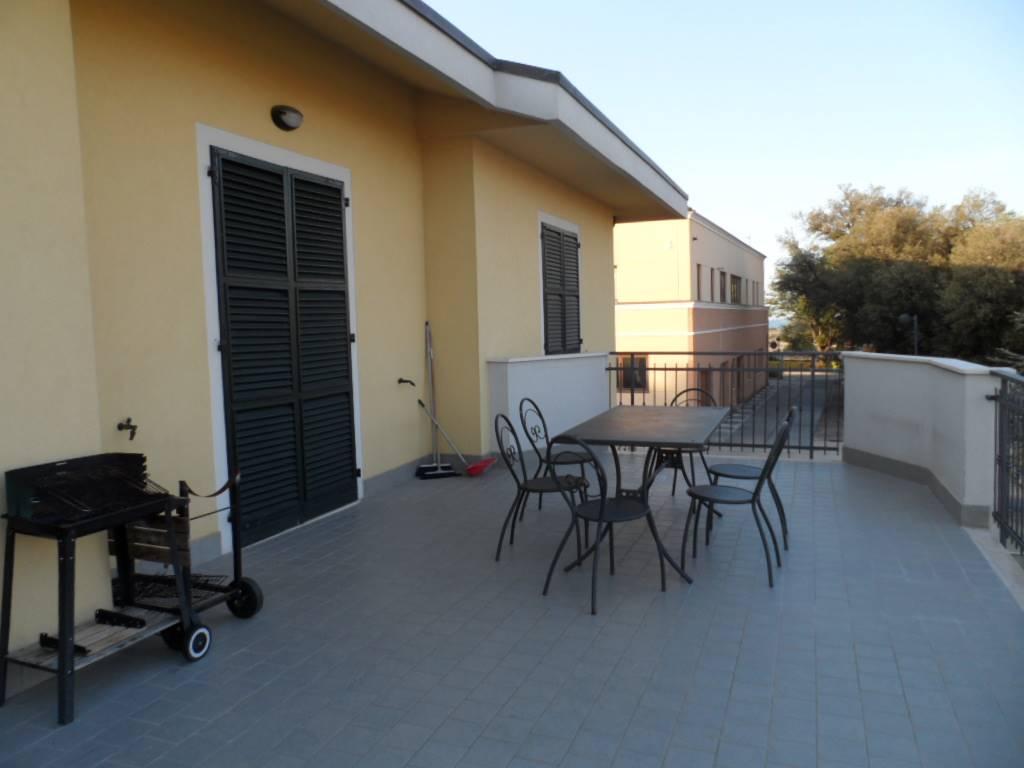 Attico / Mansarda in affitto a Montemarciano, 3 locali, prezzo € 500 | CambioCasa.it