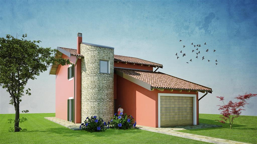 Villa in vendita a Cairo Montenotte, 5 locali, zona Località: CHIAPPELLA, prezzo € 260.000 | CambioCasa.it