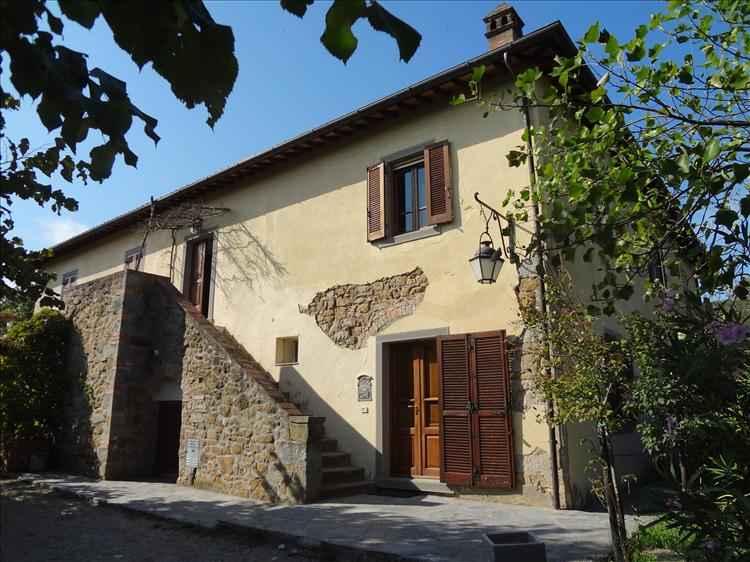 Soluzione Indipendente in vendita a Cortona, 8 locali, zona Località: CAMPAGNA, prezzo € 695.000 | Cambio Casa.it
