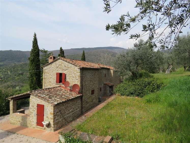 Soluzione Indipendente in vendita a Cortona, 6 locali, prezzo € 750.000 | Cambio Casa.it