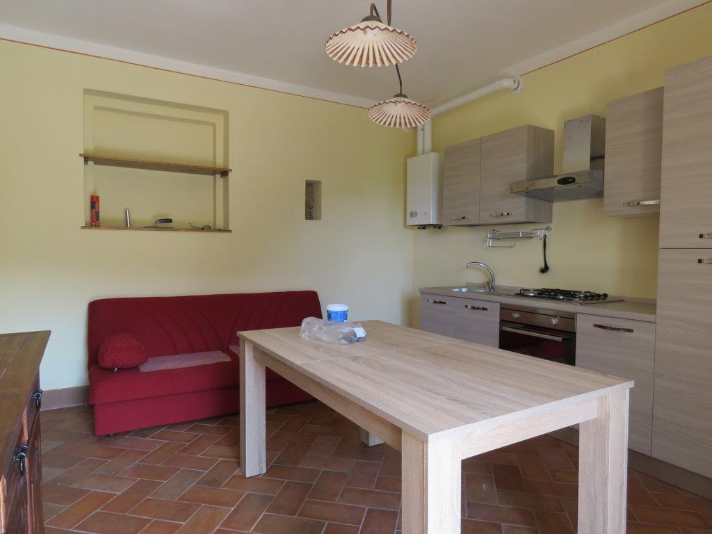Soluzione Indipendente in affitto a Cortona, 2 locali, prezzo € 350 | CambioCasa.it