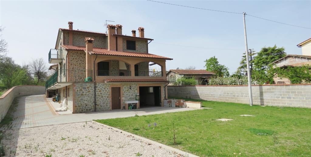 Villa in vendita a Cortona, 8 locali, zona Zona: Montecchio, prezzo € 450.000 | CambioCasa.it
