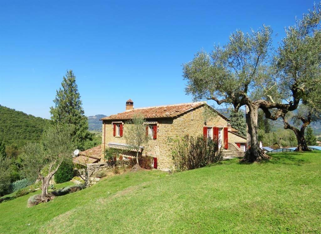 Soluzione Indipendente in vendita a Cortona, 14 locali, prezzo € 1.650.000 | Cambio Casa.it
