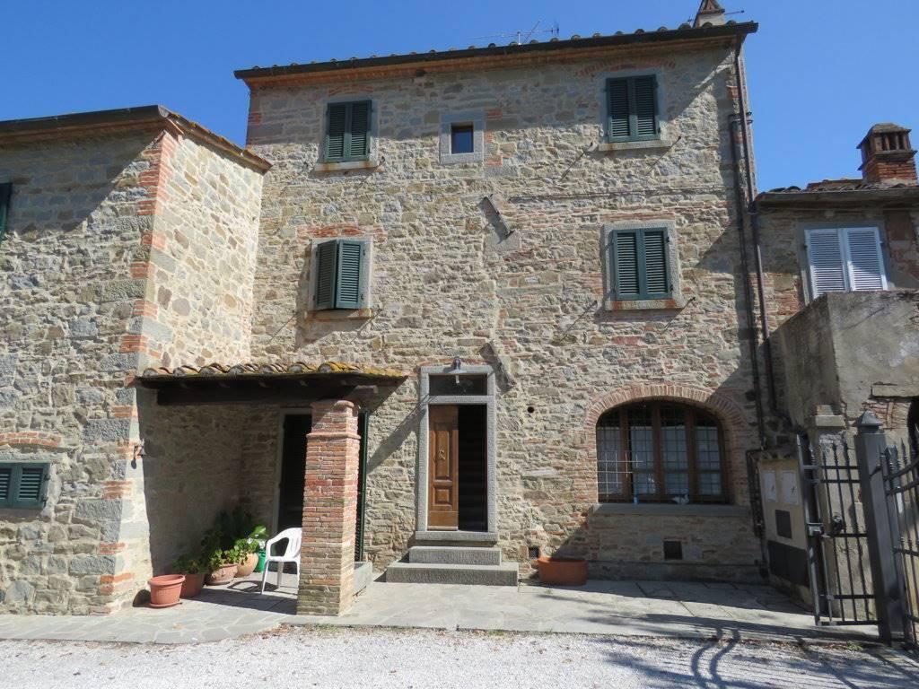 Soluzione Semindipendente in affitto a Cortona, 3 locali, prezzo € 380 | Cambio Casa.it