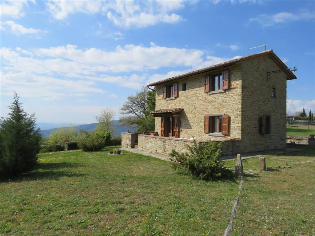 Soluzione Indipendente in vendita a Cortona, 4 locali, zona Zona: Poggioni, prezzo € 220.000 | CambioCasa.it