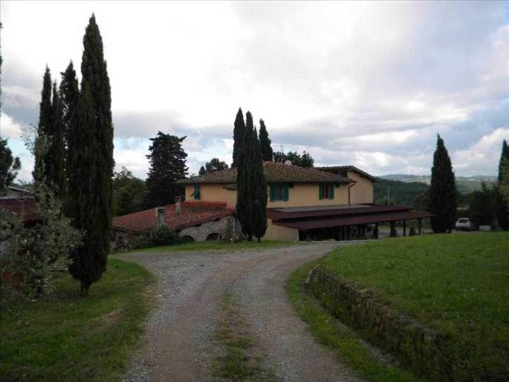 Rustico / Casale in vendita a Lastra a Signa, 15 locali, zona Zona: Malmantile, prezzo € 1.350.000 | Cambio Casa.it