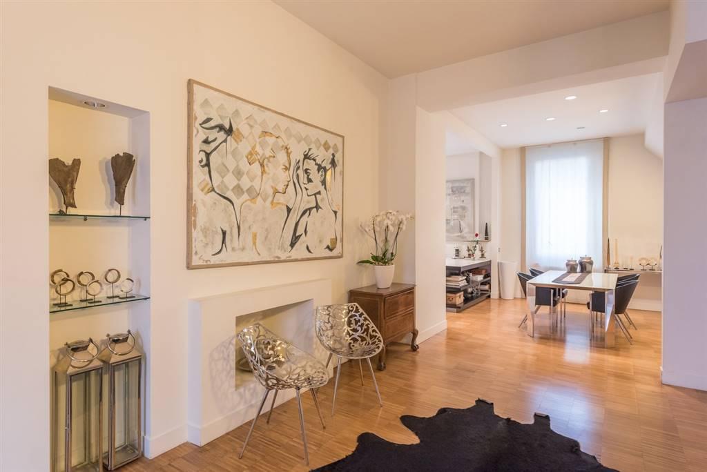 Appartamento in vendita a Milano, 4 locali, zona Zona: 15 . Fiera, Firenze, Sempione, Pagano, Amendola, Paolo Sarpi, Arena, prezzo € 900.000   CambioCasa.it