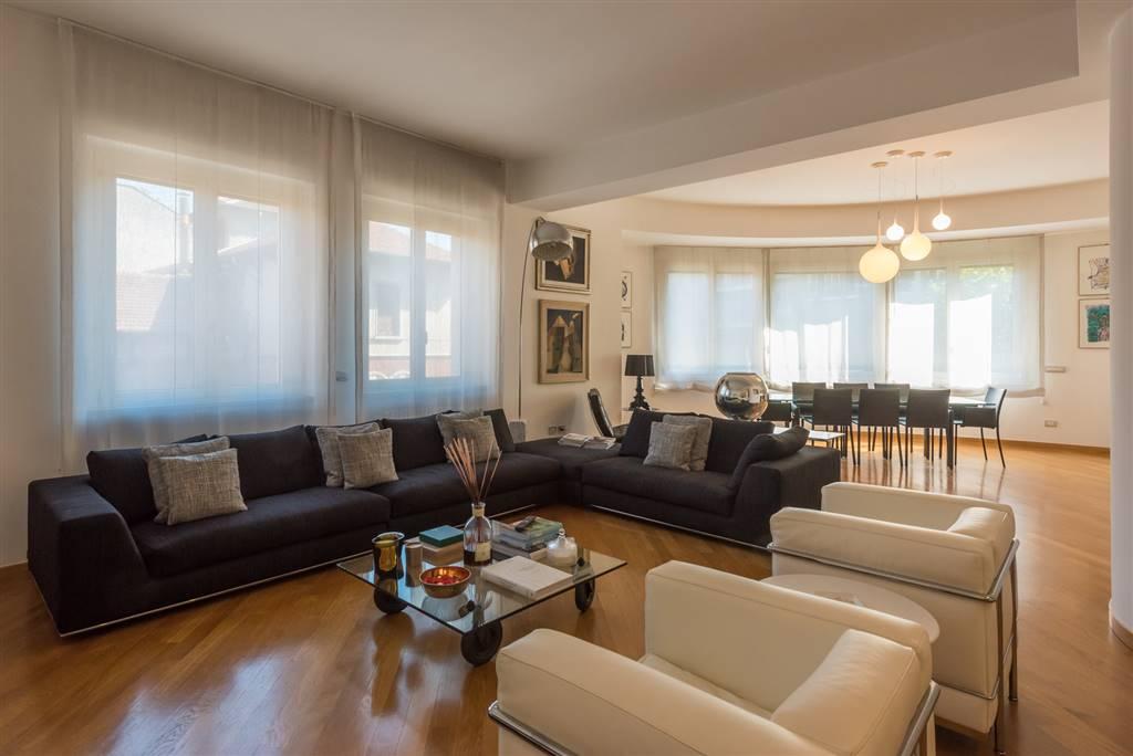 Appartamento in vendita a Milano, 5 locali, zona Località: ARCO DELLA PACE, prezzo € 1.700.000 | CambioCasa.it