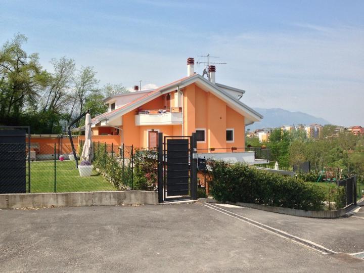 Villa in Via Ceccano, Frosinone