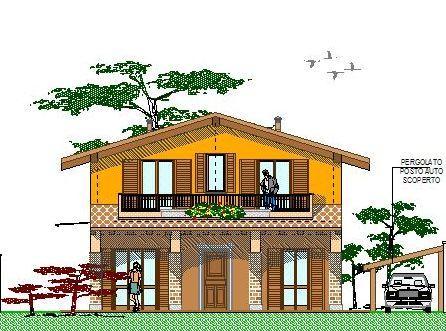 Villa in vendita a Piglio, 5 locali, zona Località: SS 155 ANAGNI/FIUGGI, Trattative riservate | Cambio Casa.it