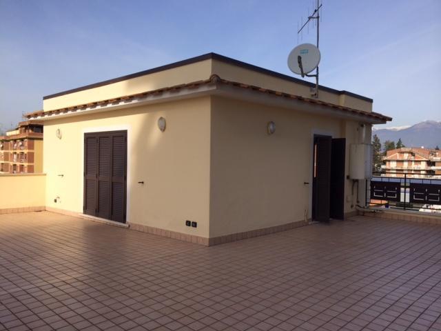 Attico / Mansarda in vendita a Frosinone, 2 locali, zona Località: VILLA COMUNALE, prezzo € 99.000 | Cambio Casa.it