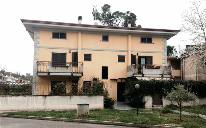 Appartamento indipendente in Via Beata Maria De Mattias, Frosinone
