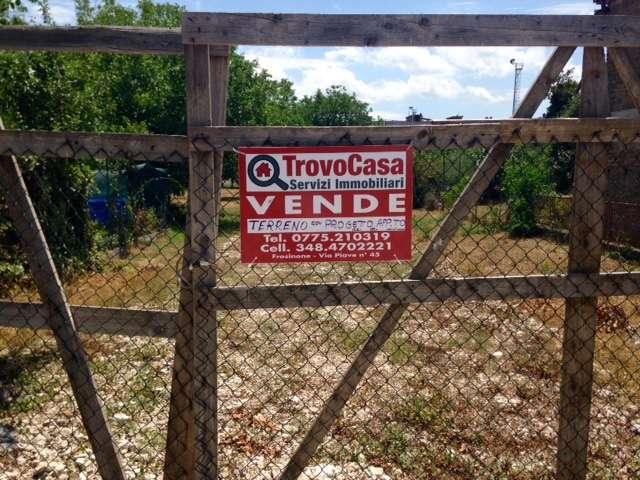 Terreno Edificabile Residenziale in vendita a Frosinone, 9999 locali, Trattative riservate | Cambio Casa.it