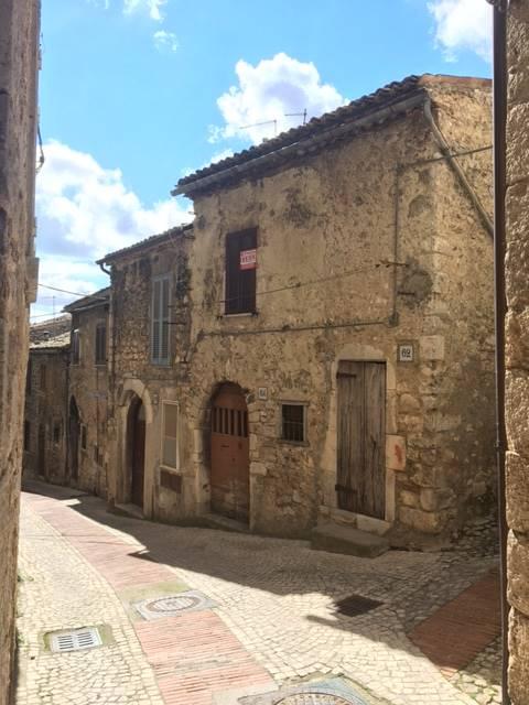 Soluzione Indipendente in vendita a Veroli, 2 locali, prezzo € 43.000 | Cambio Casa.it