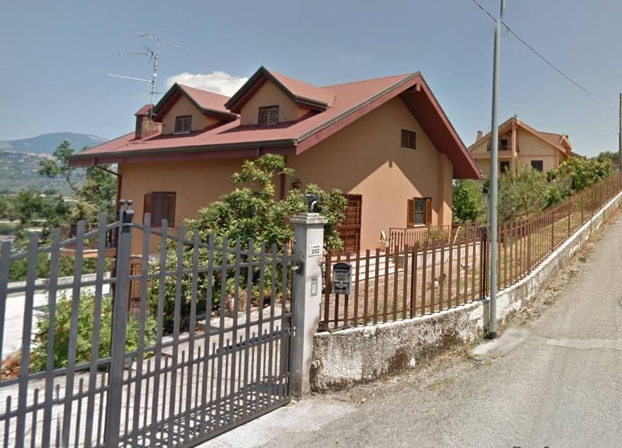 Villa-Villetta Vendita Veroli