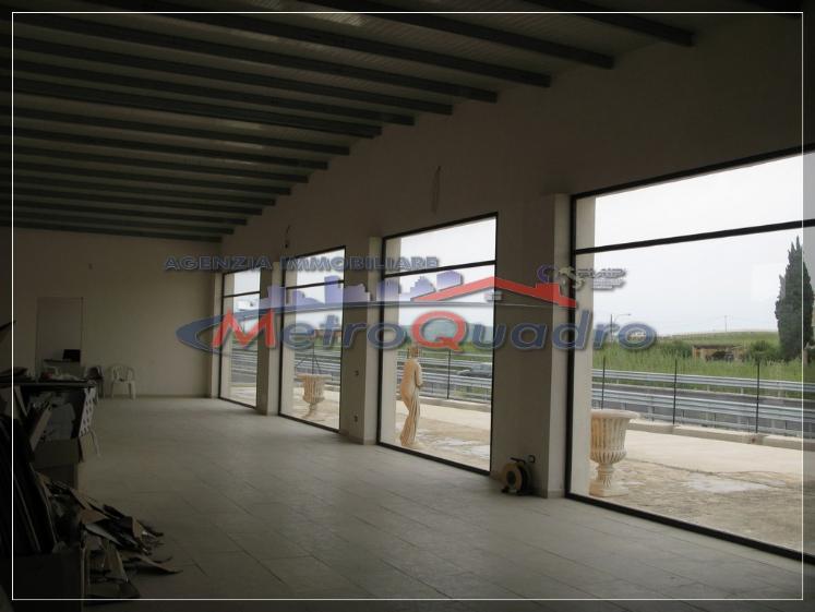 Capannone in affitto a Canicattì, 2 locali, zona Località: A 6 ZONA ZONA USCITA CALTANISSETTA, Trattative riservate | Cambio Casa.it