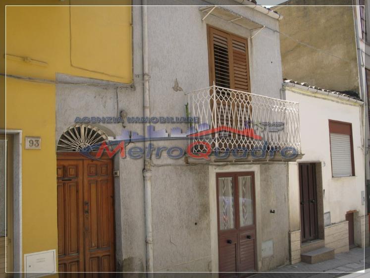 Soluzione Indipendente in vendita a Canicattì, 5 locali, zona Località: B4 ZONA BADIA E BORGALINO, prezzo € 30.000 | CambioCasa.it