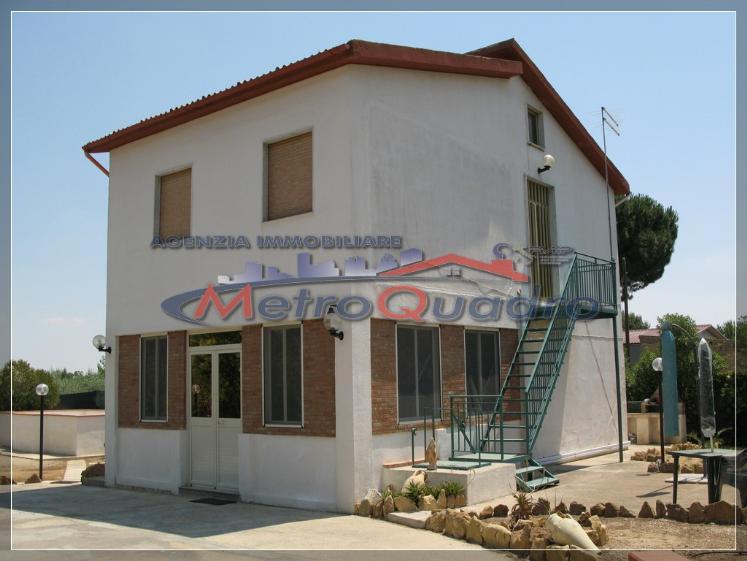Villa-Villetta  in Vendita a Canicatti'