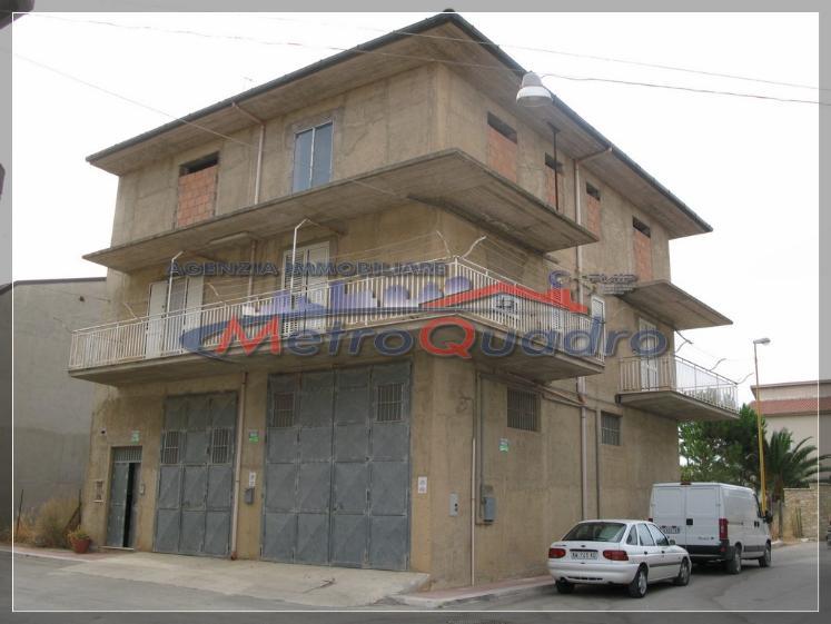 Soluzione Indipendente in vendita a Castrofilippo, 10 locali, prezzo € 310.000 | Cambio Casa.it