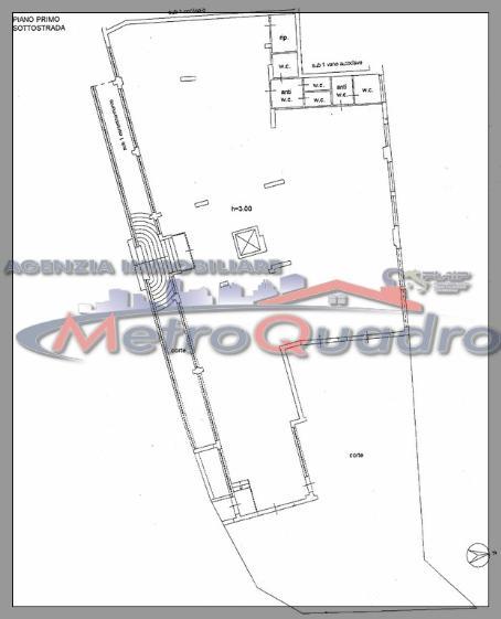 Immobile Commerciale in affitto a Caltanissetta, 9999 locali, Trattative riservate | Cambio Casa.it