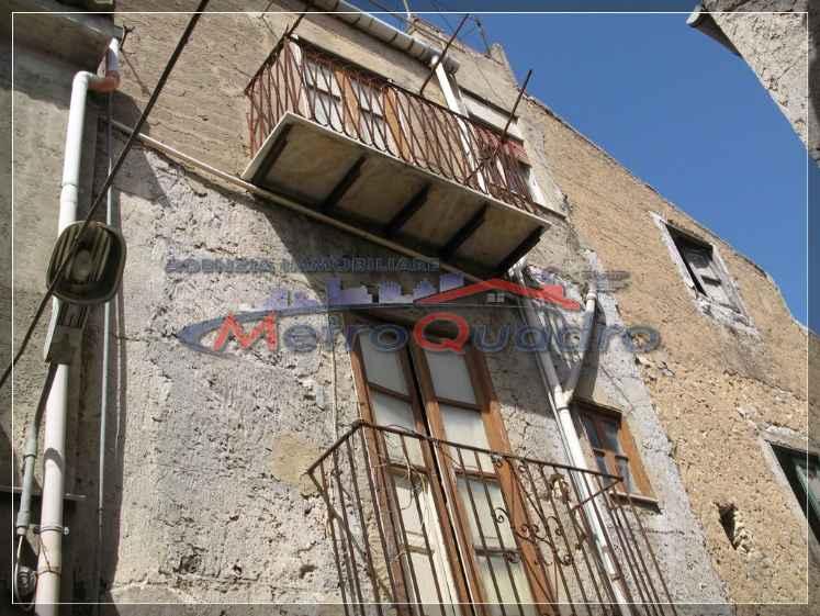 Soluzione Indipendente in vendita a Canicattì, 3 locali, zona Località: B4 ZONA BADIA E BORGALINO, prezzo € 8.000   Cambio Casa.it