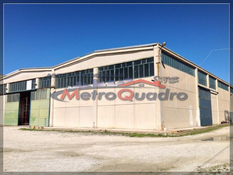 Capannone in affitto a Canicattì, 9999 locali, zona Località: ZONA USCITA AGRIGENTO, prezzo € 1.000 | Cambio Casa.it