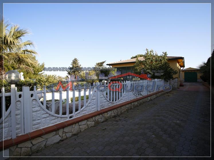 Villa in vendita a Canicattì, 5 locali, zona Località: A 6 ZONA ZONA USCITA CALTANISSETTA, prezzo € 170.000 | CambioCasa.it