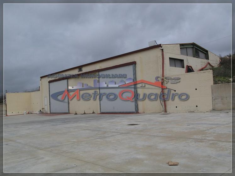 Capannone in vendita a Canicattì, 9999 locali, zona Località: D 3 ZONA USCITA CAMPOBELLO, prezzo € 220.000 | Cambio Casa.it