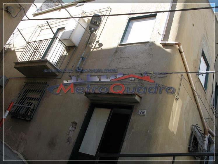 Soluzione Indipendente in vendita a Canicattì, 3 locali, zona Località: B4 ZONA BADIA E BORGALINO, prezzo € 22.000 | Cambio Casa.it