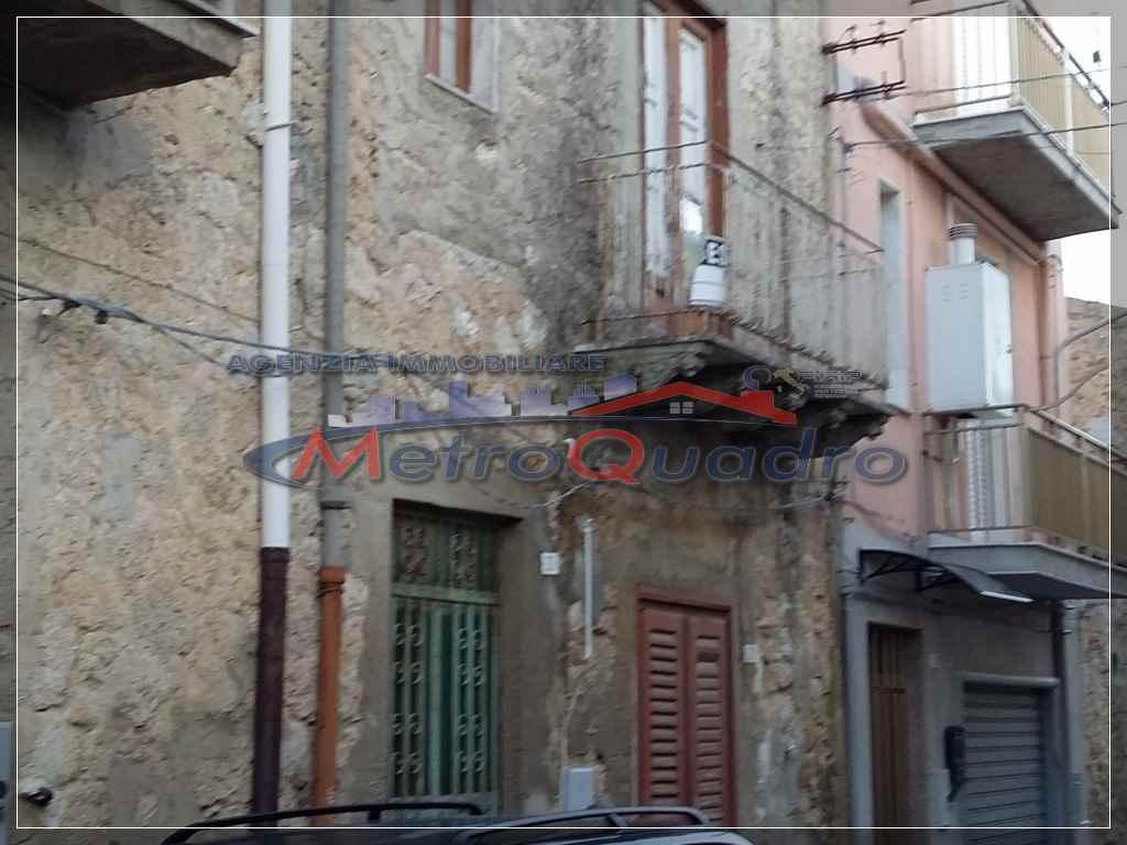 Soluzione Indipendente in vendita a Castrofilippo, 3 locali, prezzo € 25.000 | Cambio Casa.it