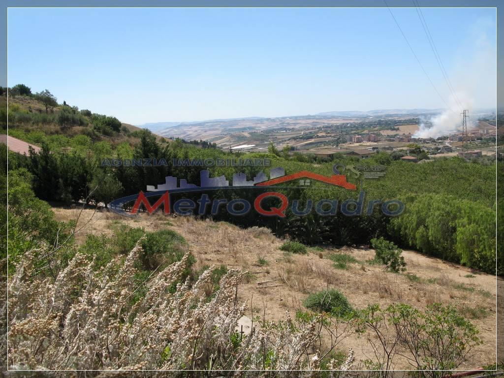 Terreno Agricolo in vendita a Canicattì, 9999 locali, zona Località: A 6 ZONA ZONA USCITA CALTANISSETTA, prezzo € 40.000 | Cambio Casa.it