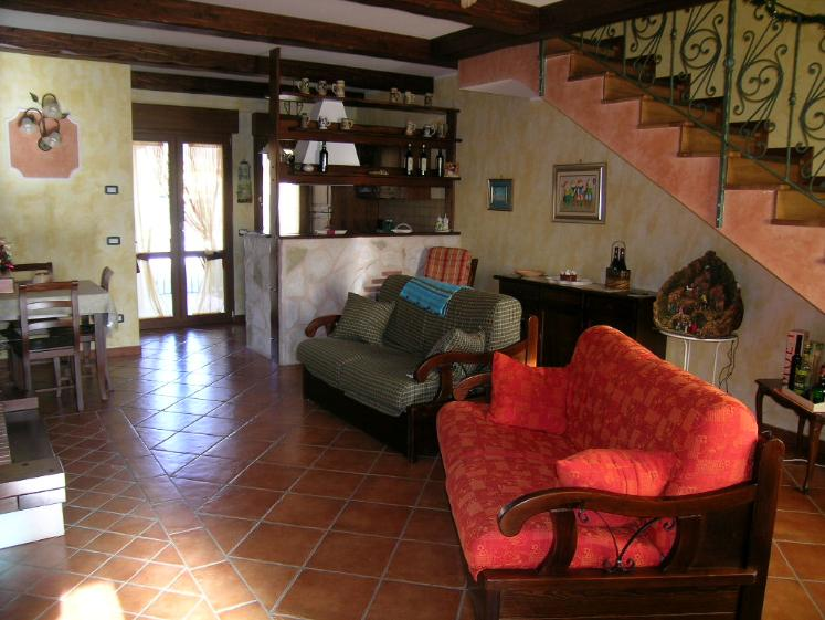 Villa a Schiera in Vendita a Castel di Sangro