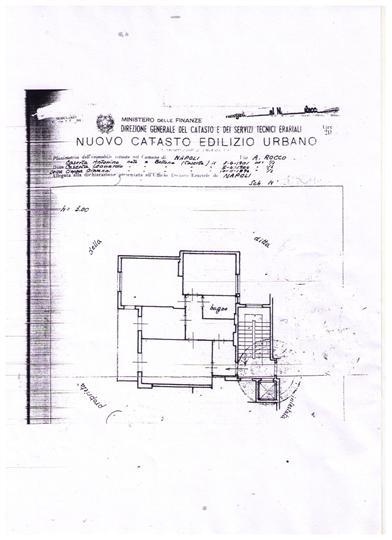 Trilocale in Piazza Muzii, Arenella, Napoli