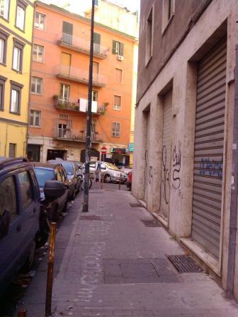 Trilocale in Via Antonio Sanchini, Vomero, Napoli