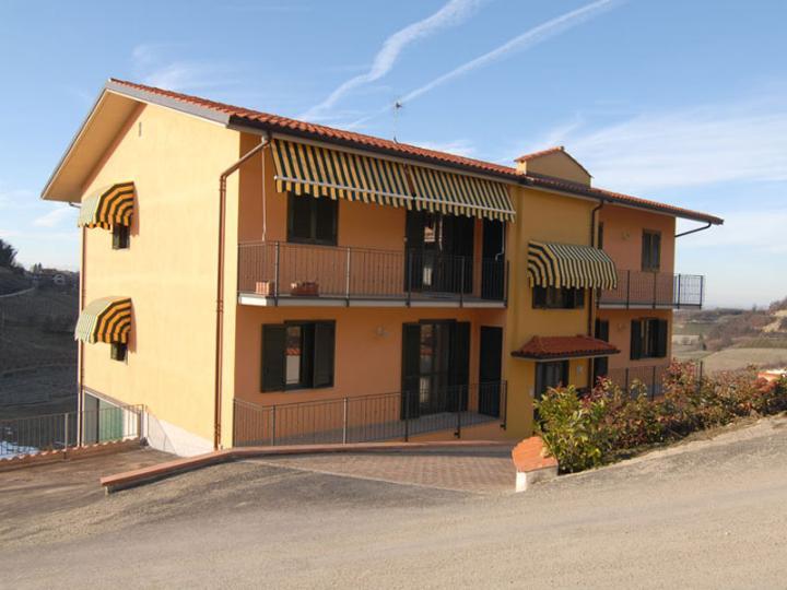Appartamento vendita MONFORTE D'ALBA (CN) - 3 LOCALI - 96 MQ