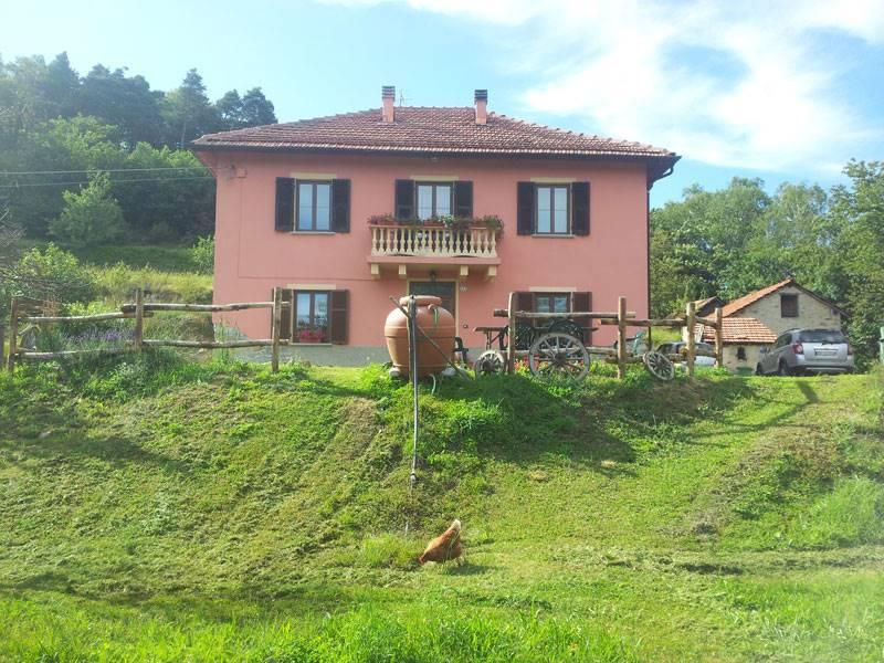 Villa-Villetta Vendita Osiglia