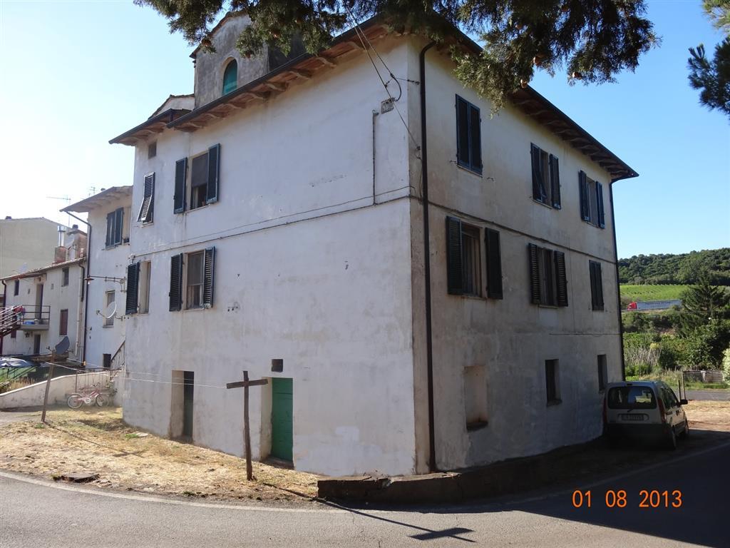 Palazzo / Stabile in vendita a Gavorrano, 6 locali, zona Zona: Potassa, prezzo € 200.000 | CambioCasa.it