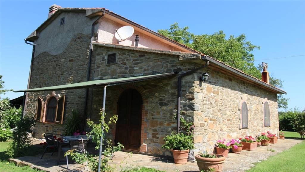 Rustico / Casale in vendita a Scansano, 5 locali, zona Zona: Pancole, prezzo € 800.000 | CambioCasa.it