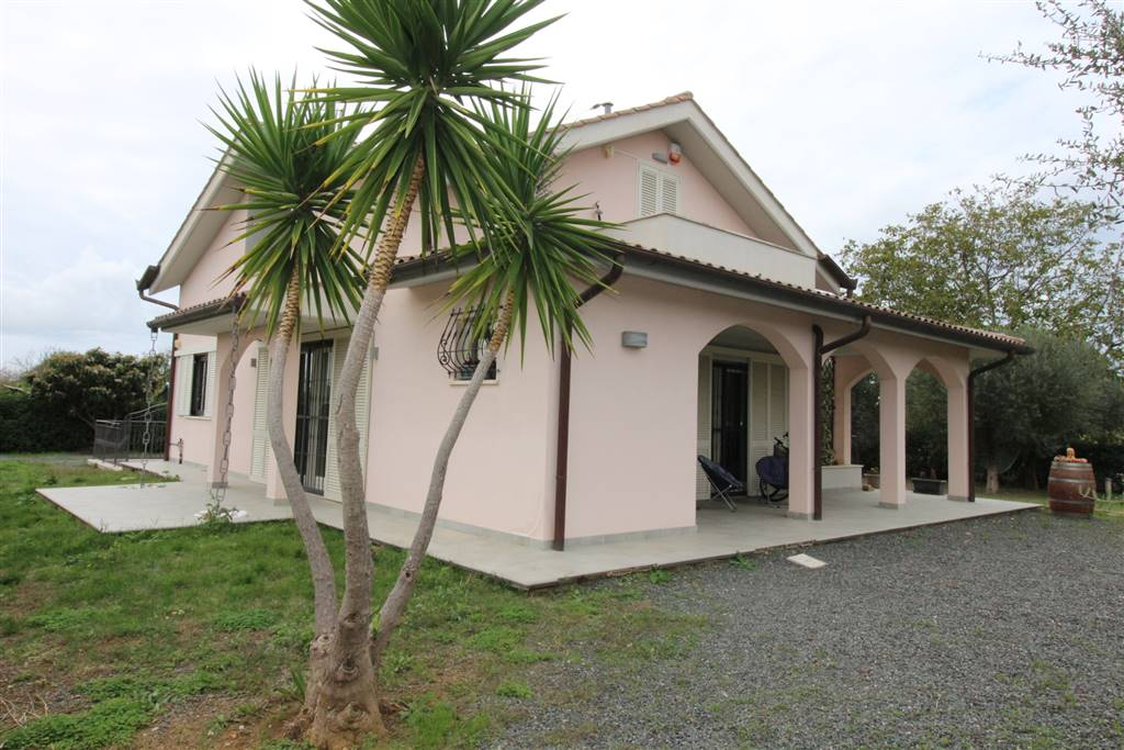 Villa, Tiro a Segno, Grosseto, in nuova costruzione