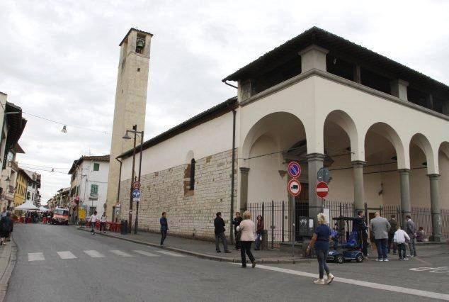 Soluzione Indipendente in affitto a Campi Bisenzio, 1 locali, zona Zona: San Donnino, prezzo € 400   CambioCasa.it