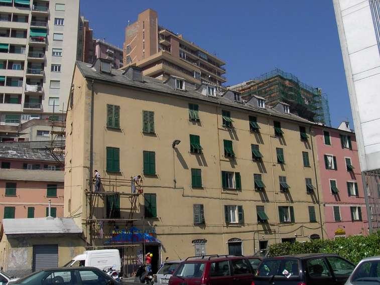 mansarda  in Vendita a Genova