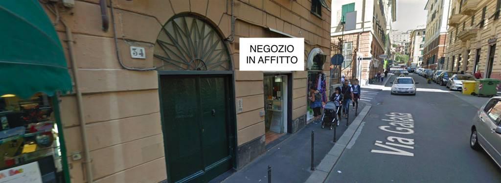 negozio  in Affitto a Genova
